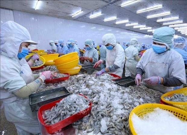 越南工贸部预测2021年出口额增长约10.7% hinh anh 1