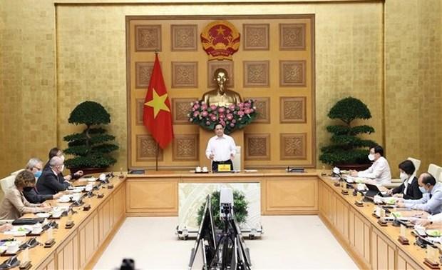 范明政:FDI企业的成功也是越南的成功 hinh anh 1