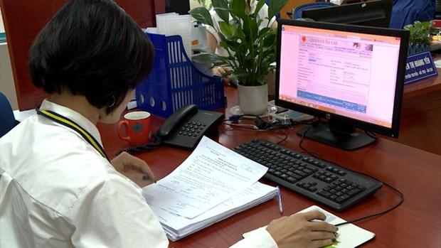 河内市近100%的企业和组织已使用电子发票 hinh anh 1