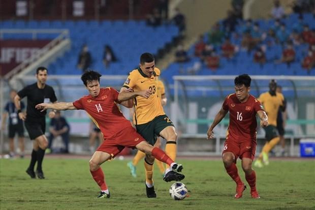 FIFA: 越南球队勇敢拼搏 hinh anh 1