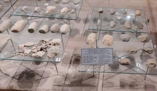 """安沛省""""茂阿码头""""考古遗址再发掘 又有""""惊世""""发现 hinh anh 1"""