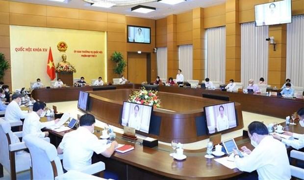 国会常委会第三次会议:发挥自立精神 推动少数民族地区可持续发展 hinh anh 1