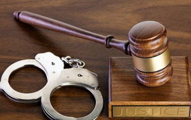 伪造证件企图在越工作的一名外国人遭起诉 hinh anh 1