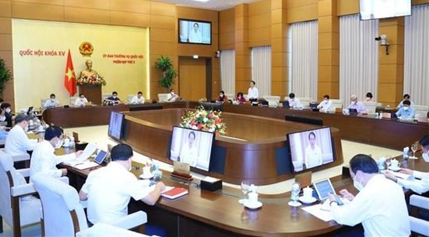 越南国会常务委员会第三次会议:促进越南影视产业高质量向前发展 hinh anh 1