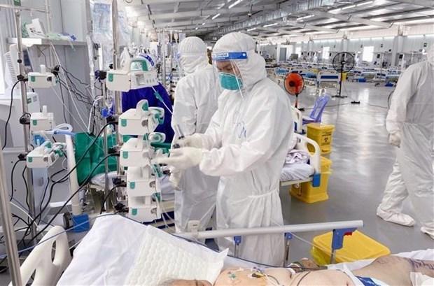 意大利与越南携手抗击新冠肺炎疫情 hinh anh 1
