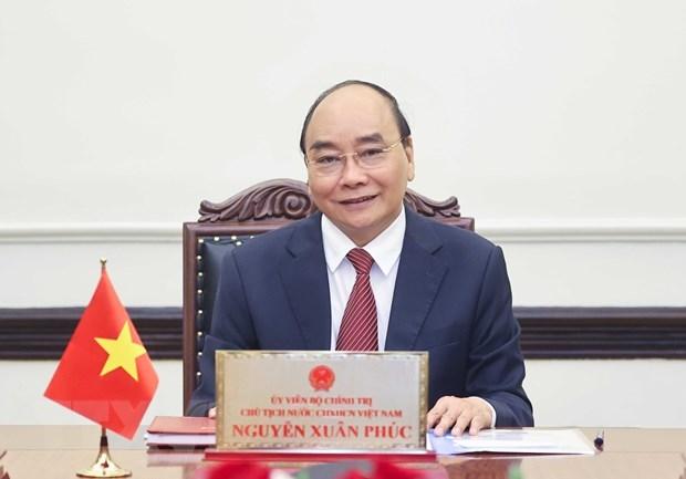 越南国家主席阮春福出访古巴和美国:越南是国际社会的朋友和可靠合作伙伴 hinh anh 1