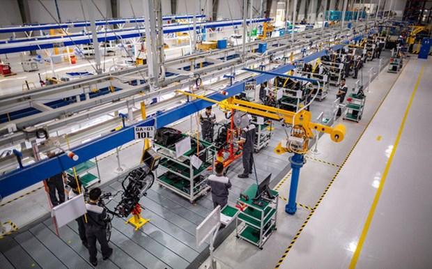 新时期越南辅助工业发展现状及发展解决方案 hinh anh 1