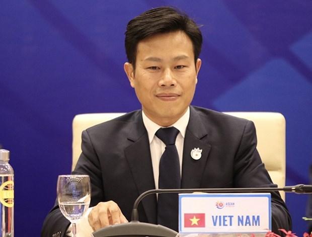 越南河内国家大学校长黎君是亚太地区唯一当选AUF董事会成员的代表 hinh anh 1
